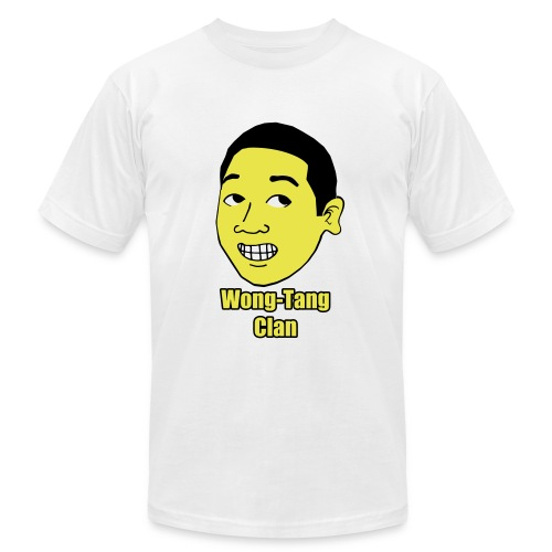 Fuzzy Haired Wong By American Apparel  - Men's  Jersey T-Shirt