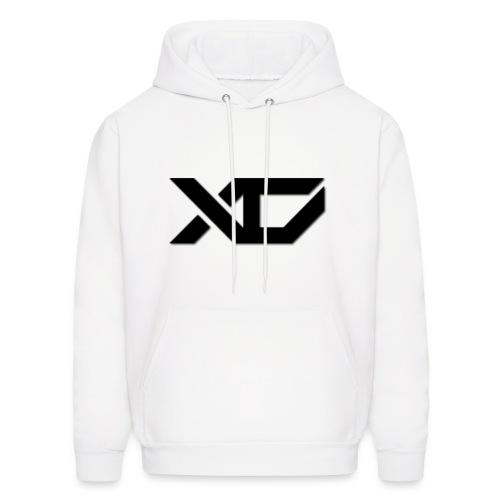 [XD] Black Logo Hoodie - Men's Hoodie