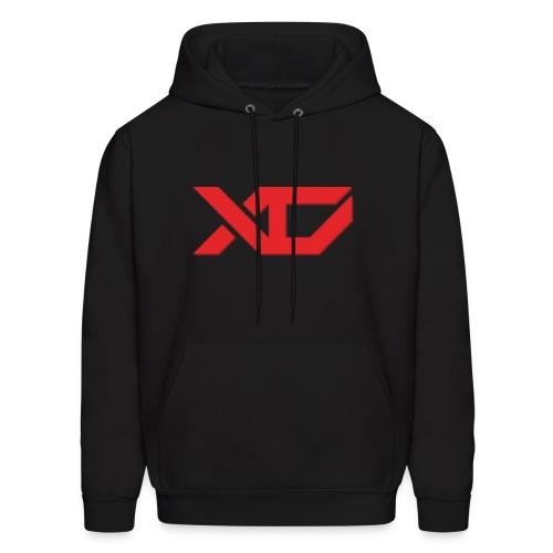 [XD] Red Logo - Men's Hoodie