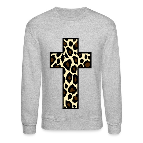 Cross crewneck  - Crewneck Sweatshirt