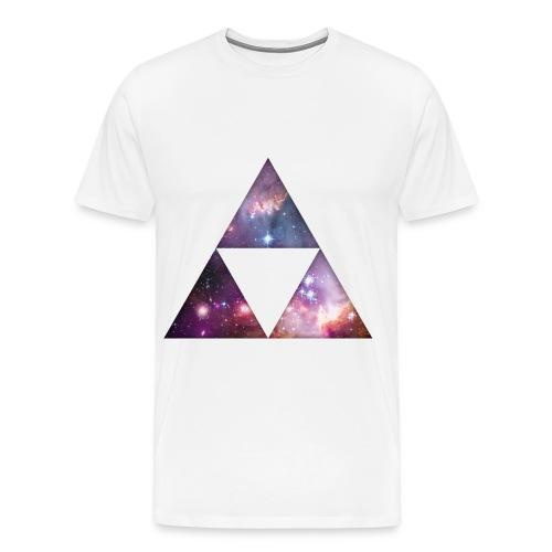 pyramidz - Men's Premium T-Shirt