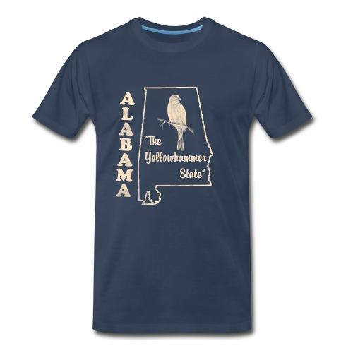 not flapy bird - Men's Premium T-Shirt