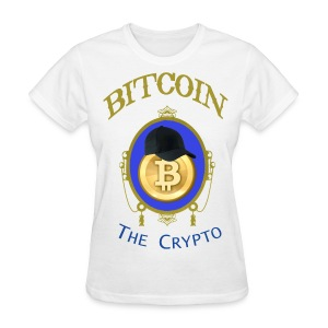 Bitcoin The Crypto T Shirt - Women's T-Shirt