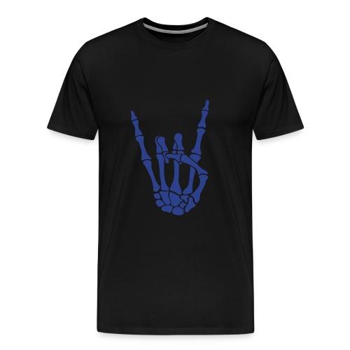 Rock on shirt  - Men's Premium T-Shirt