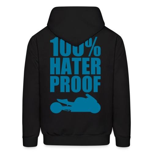 S&S HATER PROOF PETROL - Men's Hoodie