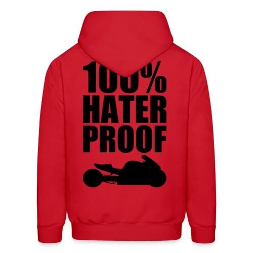 S&S HATER PROOF BLACK - Men's Hoodie