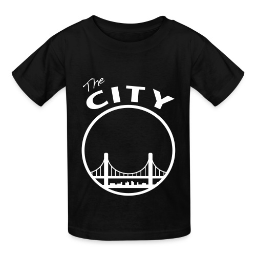 The City - Kids' T-Shirt