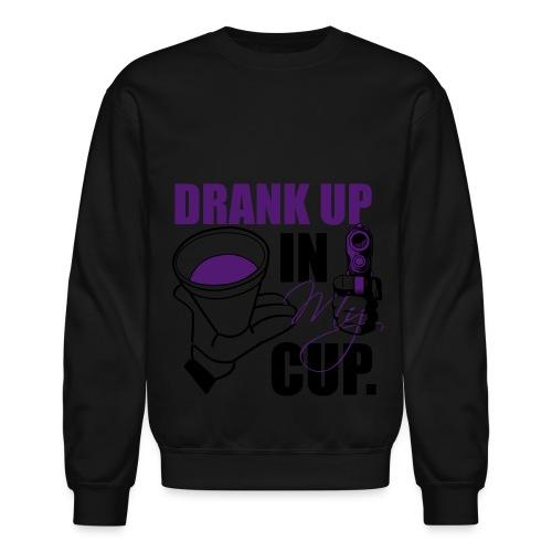 STAY PACKIN N LEANED IN DA H - Crewneck Sweatshirt
