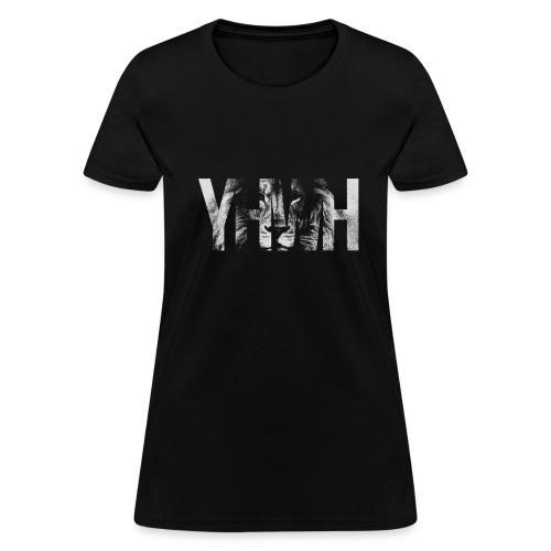 YHWH Lion - Women's T-Shirt