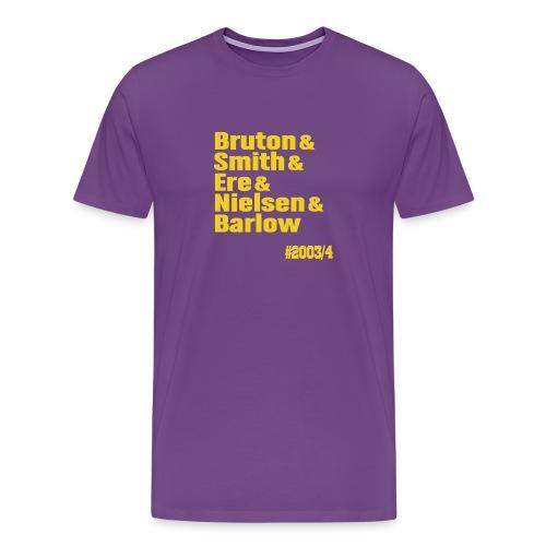 Sydney 2003/2004 - Men's Premium T-Shirt