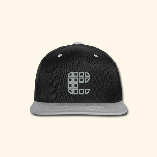 ~t~ - Snap-back Baseball Cap