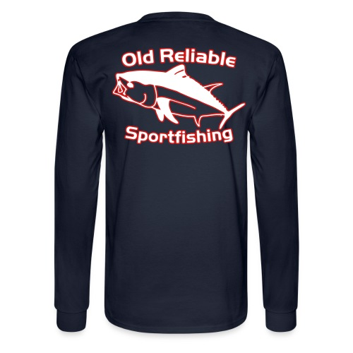 Old Reliable Long Sleeve T - Men's Long Sleeve T-Shirt