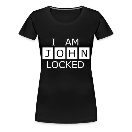Johnlocked shirt - Women's Premium T-Shirt