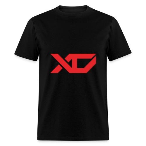 [XD] Red Logo Tee - Men's T-Shirt