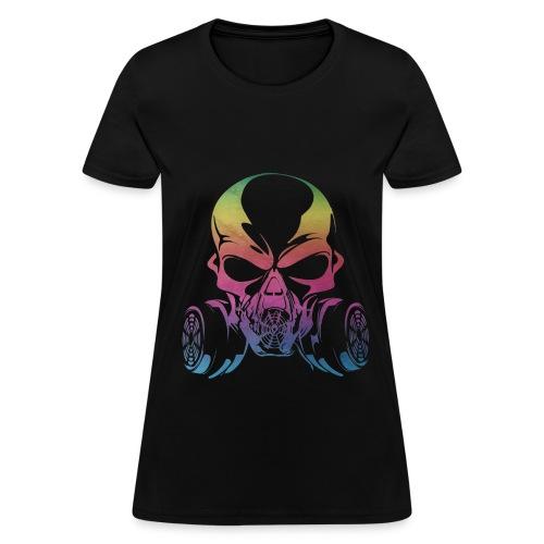 GAS MASK  - Women's T-Shirt