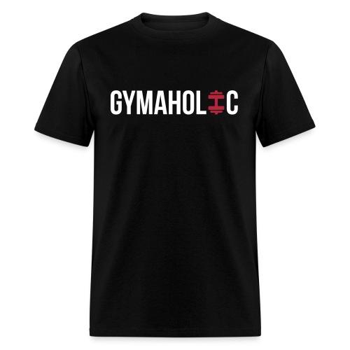 Gymaholic - Men's T-Shirt