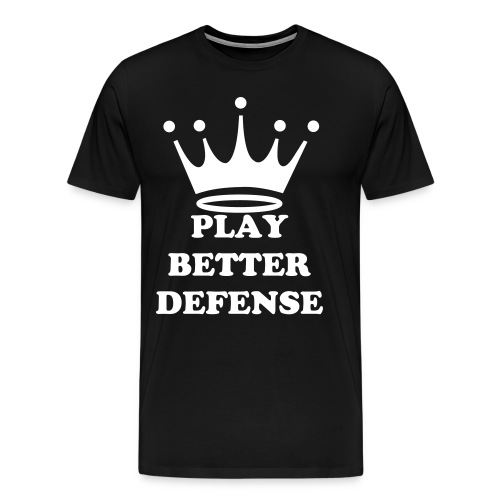 PLAY BETTER D TEE - Men's Premium T-Shirt