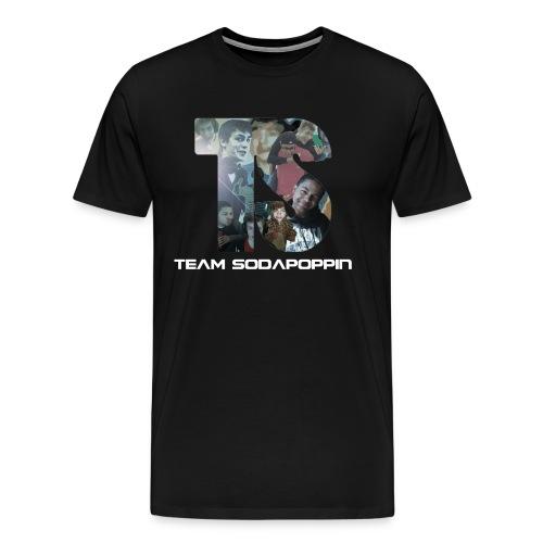 Team Sodapoppin  - Men's Premium T-Shirt