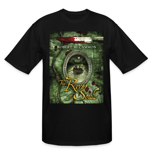 The River of Souls - Men's Tall T-Shirt