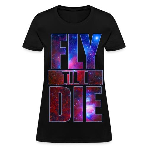 Women's Fly Tee - Women's T-Shirt