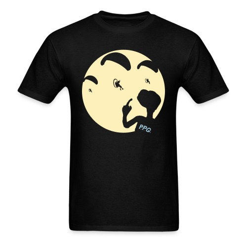 E.T.Yellow Moon - Men's T-Shirt