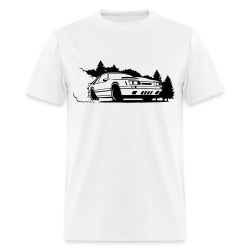 Launching Fox - Men's T-Shirt