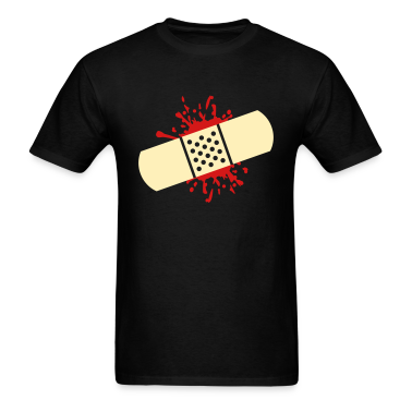 Band Aid T Shirt Spreadshirt