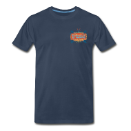 T-Shirts ~ Men's Premium T-Shirt ~ Martha's Vineyard and the Whole Freakin' World