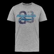 T-Shirts ~ Men's Premium T-Shirt ~ Blue Lobster 83