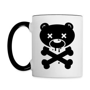 TOXIC TEDDY - Contrast Coffee Mug