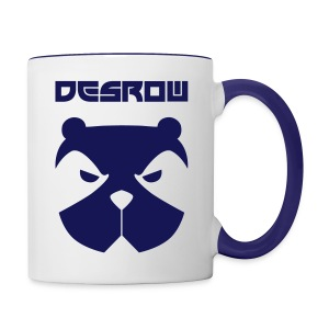 desRow Mug - Contrast Coffee Mug
