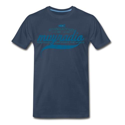 Martha's Vineyard and the Whole Freakin' World - Men's Premium T-Shirt