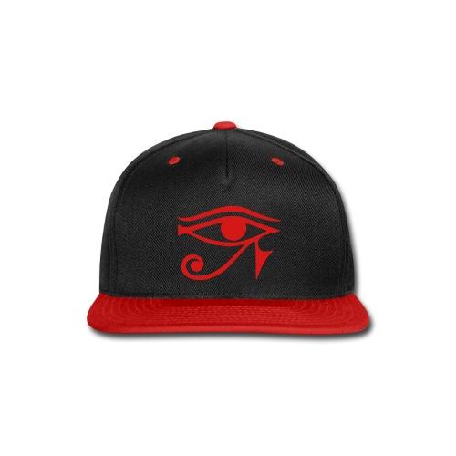 Eye Of Horus - Snap-back Baseball Cap