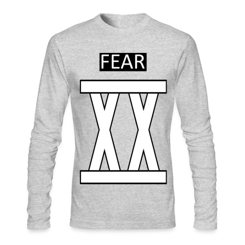 Double X 12 Fearless Slim Sweater - Men's Long Sleeve T-Shirt by Next Level