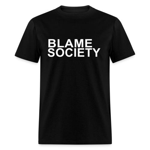 Blame Society Tee - Men's T-Shirt