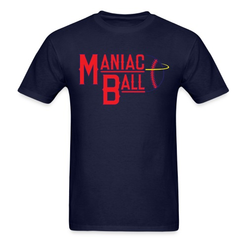 Maniacball - Men's T-Shirt
