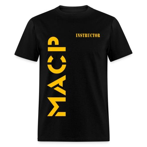 Classic MACP Insructor  - Men's T-Shirt