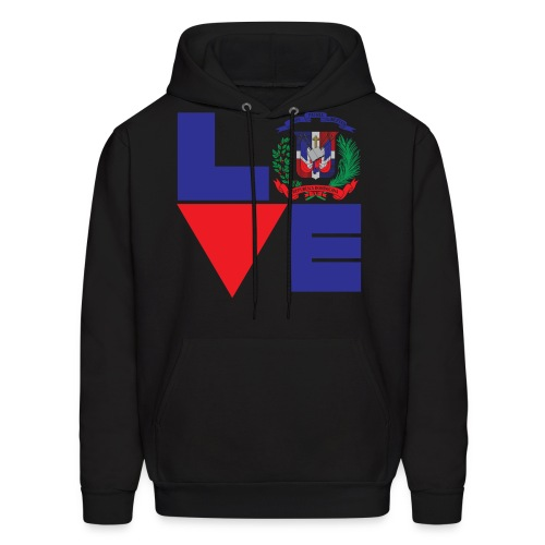 Love Dominican Republic Sweater - Men's Hoodie