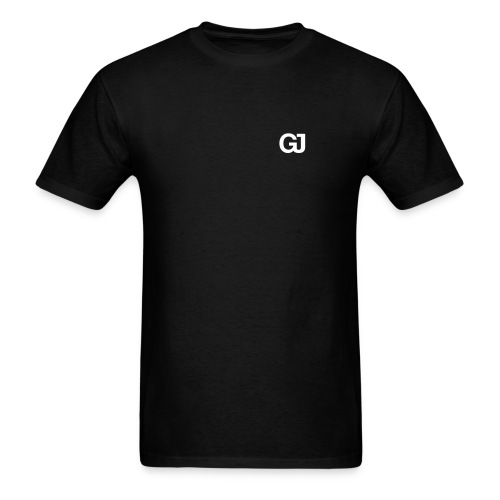 GJ Standard Black - Men's T-Shirt