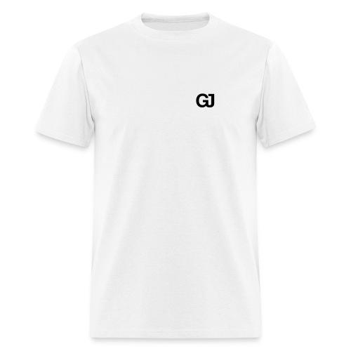GJ Standard White - Men's T-Shirt
