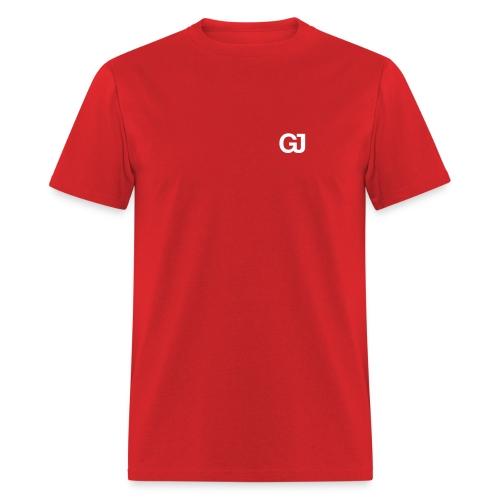 GJ Standard Red - Men's T-Shirt