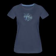 T-Shirts ~ Women's Premium T-Shirt ~ Vineyard Radio - Womens