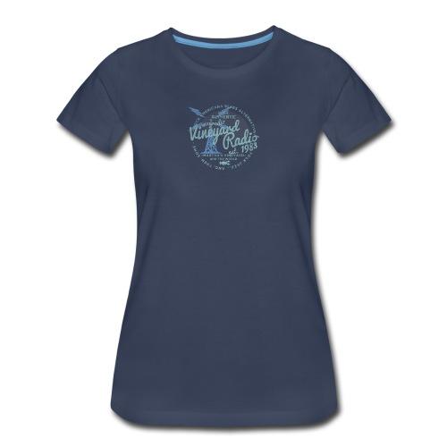 Vineyard Radio - Womens - Women's Premium T-Shirt