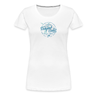 T-Shirts ~ Women's Premium T-Shirt ~ Vineyard Radio - Womens (color variation)