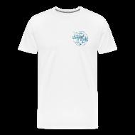 T-Shirts ~ Men's Premium T-Shirt ~ Vineyard Radio - unisex - left breast