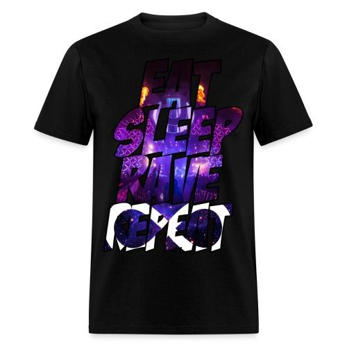 Ravening Party Shirt  - Men's T-Shirt