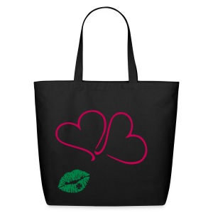 Love bag - Eco-Friendly Cotton Tote