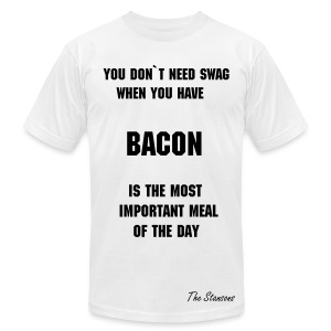 The Stanons -       Bacon T-shirt  - Men's Fine Jersey T-Shirt