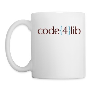 Code4Lib Mug - Coffee/Tea Mug