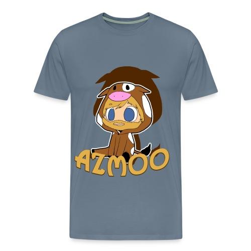 Azmoo AzmoTheAwesome T-Shirt - Men's Premium T-Shirt